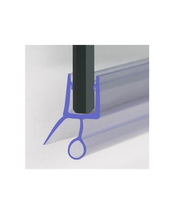 870 Mm Glass Shower Door Rubber Seal, Glass Shower Door Rubber Seal Strip