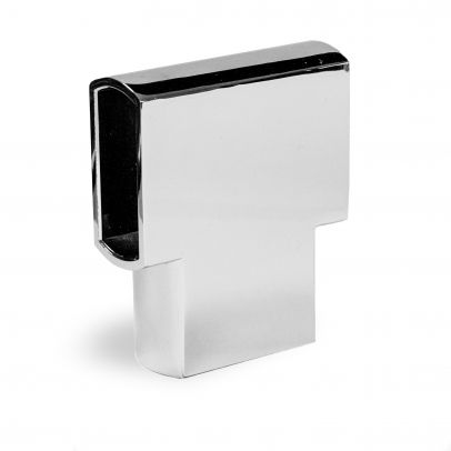 T-Piece Wet Room Retaining Arm With T Connector