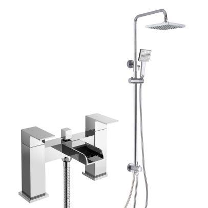 Seflex Bathroom Shower Mixer and Bath Filler