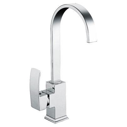 IMBER Single Lever Swivel Chrome Kitchen Sink Mono Mixer Tap