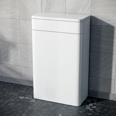Afern 500mm BTW WC Unit Gloss White