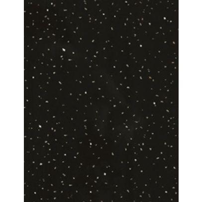 Atlantia PVC Panel Ceiling Black Galaxy Cladding 250mm X 2700mm X 5mm (Pack Of 4)
