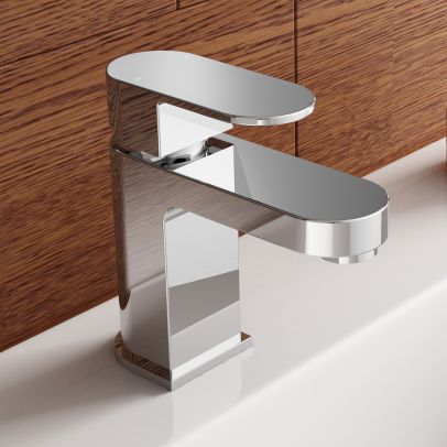 Eclipse Cloakroom Mono Basin Sink Mixer Tap