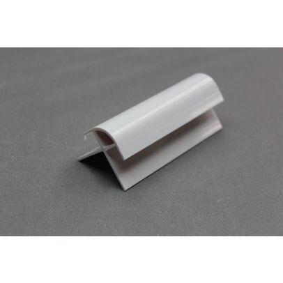 External Corner Fixing White Ceiling Trim 2400mm X 10mm