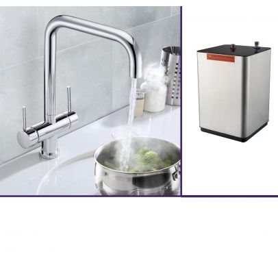 Olexa Instant Hot and Cold Kitchen Sink Mixer Boiling Tap