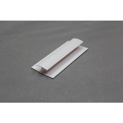 H Joint White Ceiling Trim 2700mm X 5mm