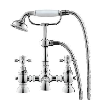 Churchill Bath Shower Handset and Tap Mixer