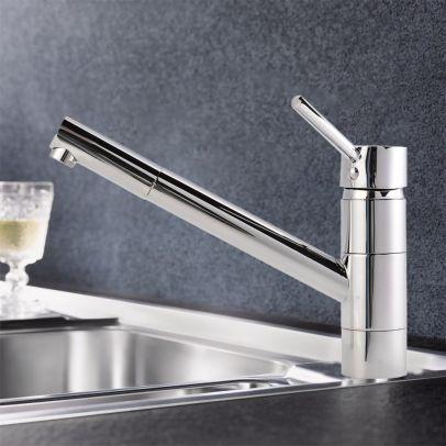 Kitchen Sink Mixer Tap Chrome