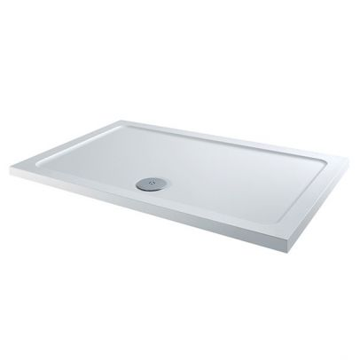 Stone Resin Shower Trays Rectangular 900x700