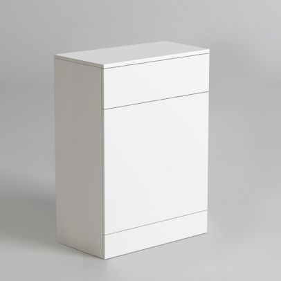 Venis White Bathroom Back To Wall WC Unit W500mm x D300mm