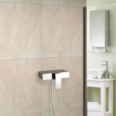 Rennan Exposed Thermostatic Cool Touch Shower Mixer Valve