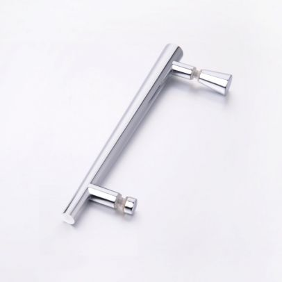 Rounded Shower Enclosure Stainless Steel Door Handle