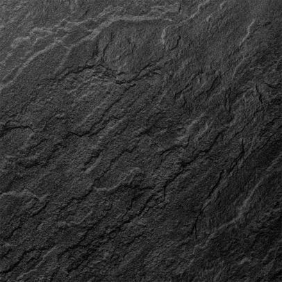 Slate Dark Grey Matte Cladding Modern PVC Panels Shower Wet Wall 2400 X 1000 X 10mm