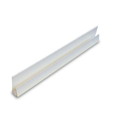 Starter/End 10mm White Trim 2400mm Length